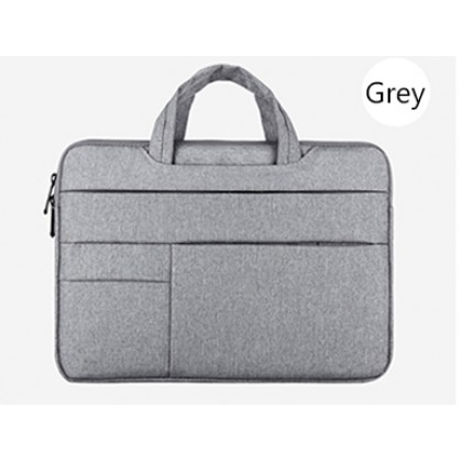 13/14/15 inch Nylon Fashion Waterproof Laptop Case Sleeves Simple Business Shockproof Notebook Cover Zipper Bag Briefcases